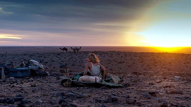 the awesome adventures in the book the picador book of journeys by robyn davidson